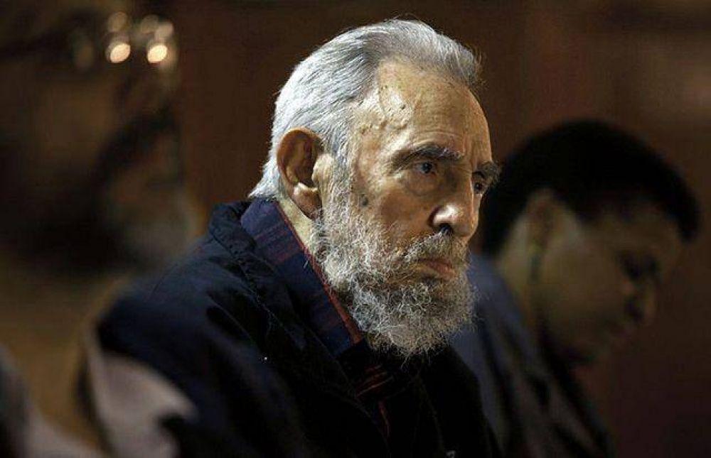 ¿Se reunirá Fidel Castro con el Papa Francisco en La Habana?