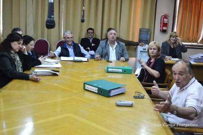 Vernismo y FrePam motorizan otro pedido de informe a Jorge por el Megaestadio