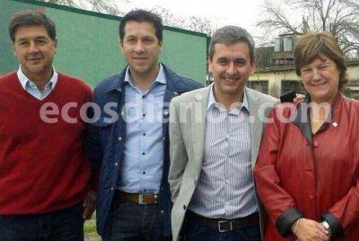 Recorridas barriales y reuniones con funcionarios en Buenos Aires
