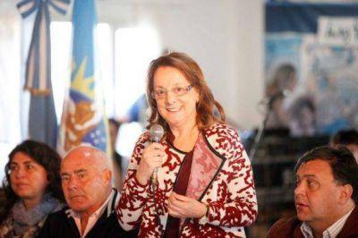 """Alicia Kirchner: """"Creo en el trabajo en equipo: los proyectos se construyen colectivamente"""""""