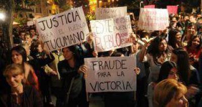 Se diluyen las marchas por fraude electoral