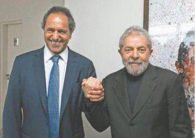 Campaña: CFK y Lula le hacen