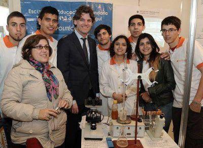 Nicolás Scioli: generar oportunidades es generar trabajo y más trabajo es desarrollo