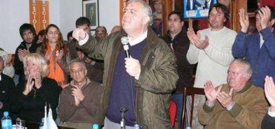 General Alvear: sin Marcos, La C�mpora cerr� con Sivero