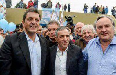 Negociaciones de PRO y el massismo para no perder municipios ante el kirchnerismo
