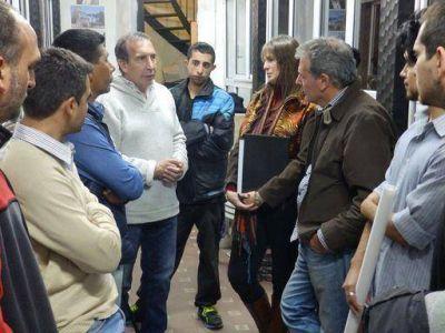 """Szpolski: """"Vamos a aumentar el apoyo municipal a la cultura local"""""""