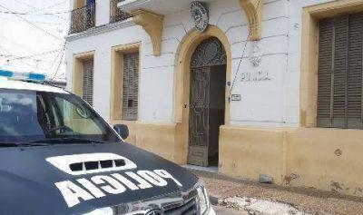 Asuntos Internos encontró graves irregularidades de las autoridades policiales salientes