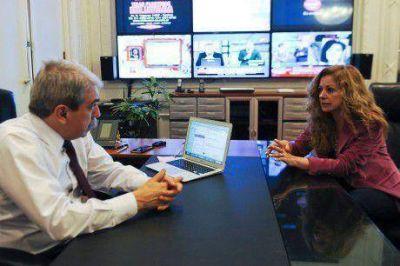 """Mónica Estévez disipó dudas señalando que """"Tanoni y Gómez Laso irán en cuarto y octavo lugar"""""""