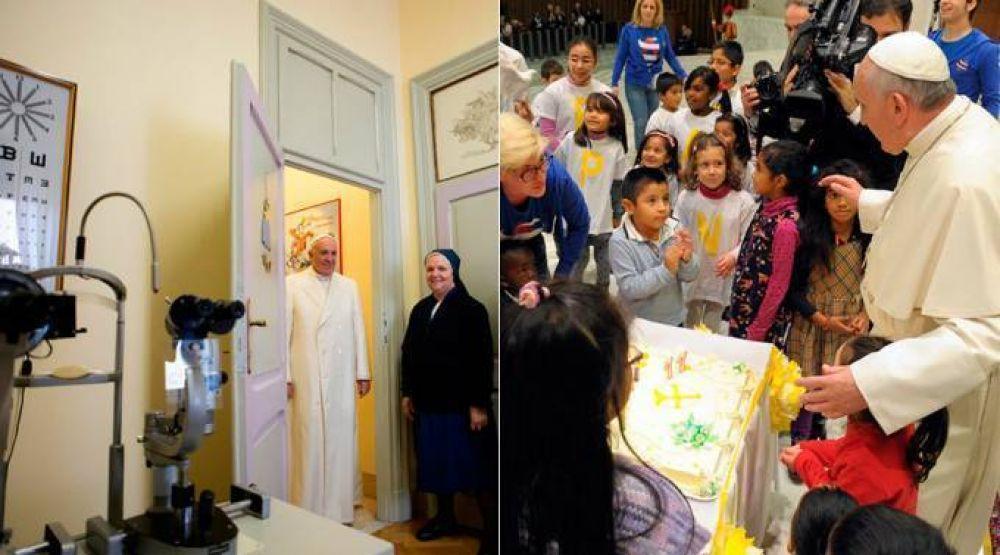 Vaticano: Reabre el dispensario pediátrico Santa Marta que sirve a 500 niños