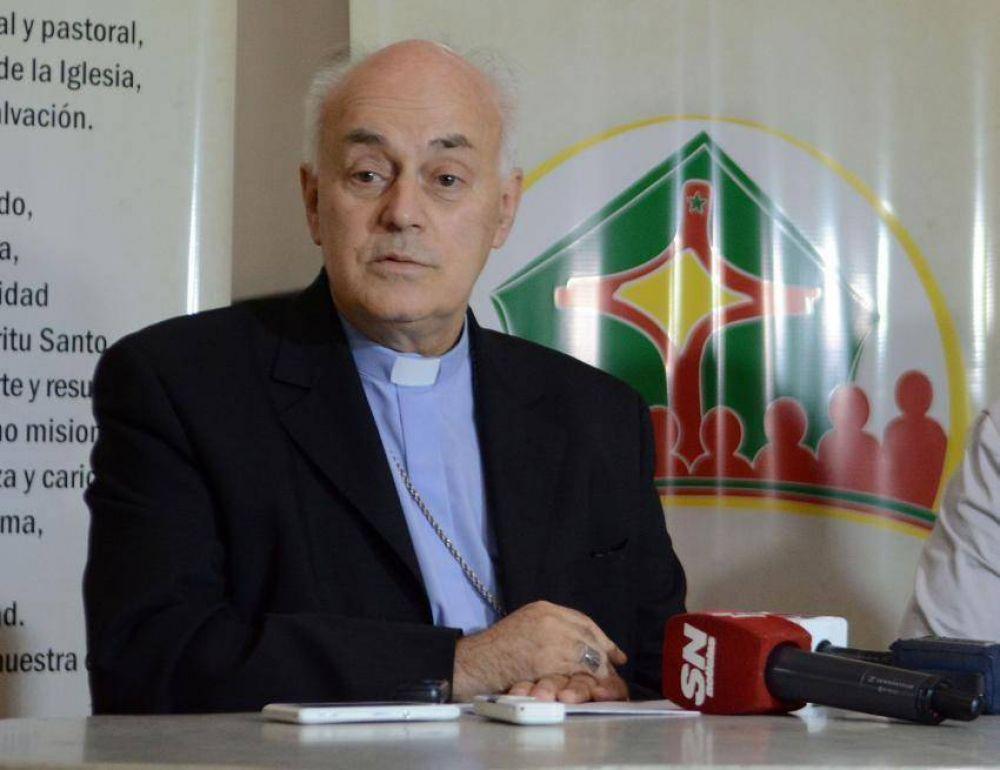 """Mons. Puiggari: """"Occidente ha sido muy indiferente con los refugiados"""""""