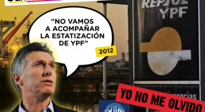 El sciolismo sale a facturar en las redes sociales las contradicciones de Mauricio Macri