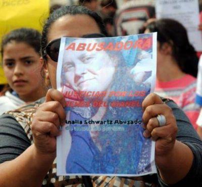 Caso Gianelli: la maestra Analía Schwartz irá a juicio oral