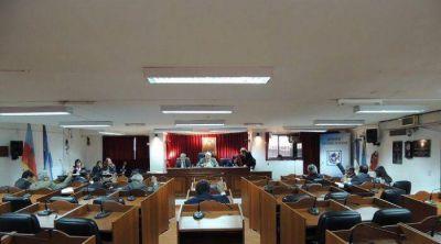 El Senado aprobó obras y pedidos para el Ejecutivo provincial
