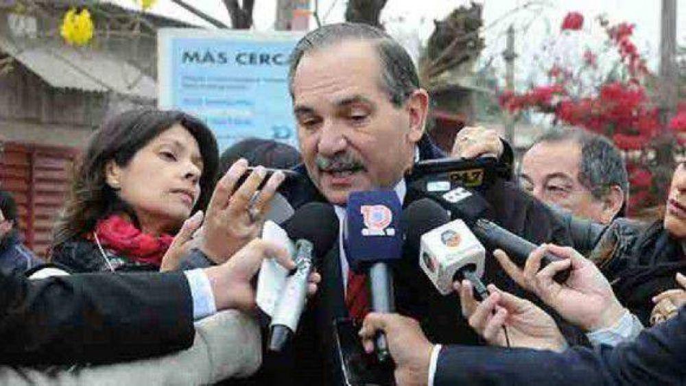 Hay que confiar en la Junta electoral, pidió Alperovich