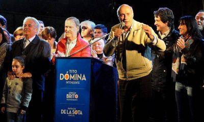 """Dómina: """"Estamos en la puerta del triunfo"""""""