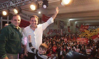 """Mestre: """"El domingo a la Casa Radical a festejar"""""""