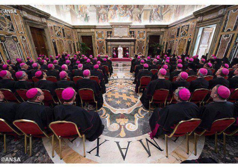 A los nuevos obispos: Ninguna esfera de la vida humana está excluida del interés del pastor