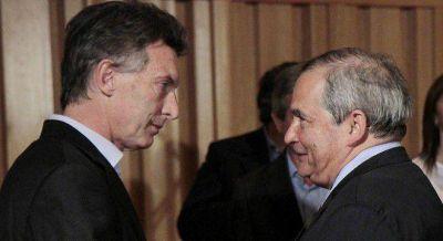 Oca�a y Lemus ya se disputan el ministerio de Salud de Macri