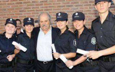 Granados pone en marcha Policía Local en Carmen de Areco