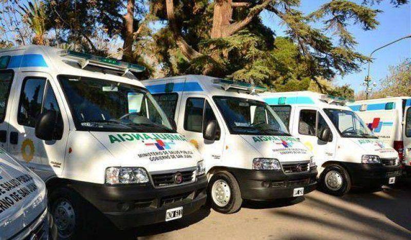 Paro de ambulancias: dictarán la Conciliación Obligatoria en el conflicto