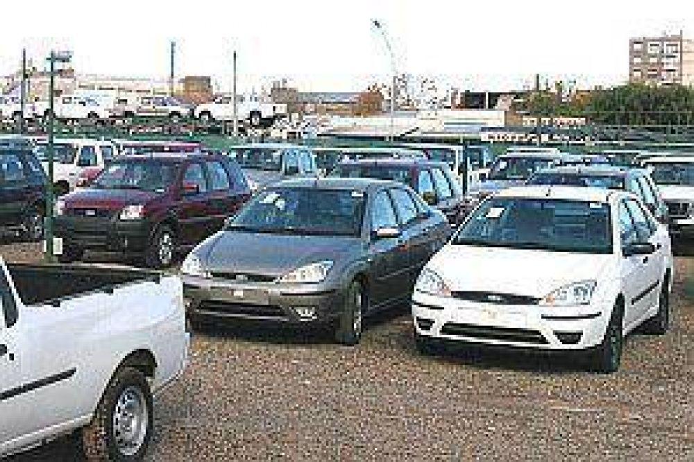 La venta de autos usados trepó 12,4% en agosto