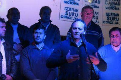 'Camau' participó de la asunción de autoridades del PJ de Itatí