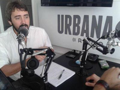 "Álvarez: ""Andreotti prometió un hospital y construyó una pileta..."""