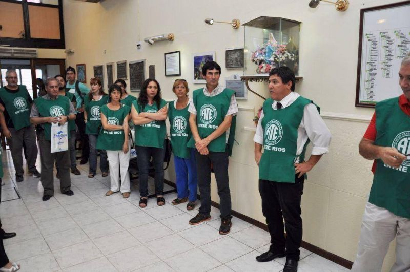 Los trabajadores de ATE del Iafas convocarán a un Plenario del sector