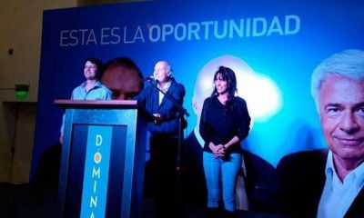 """Dómina asumió ser el """"padre"""" de la derrota"""
