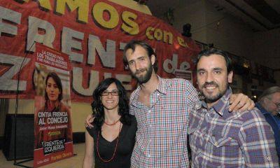 """El FIT se ubicó quinto y Musso se refirió a una """"excelente"""" elección"""