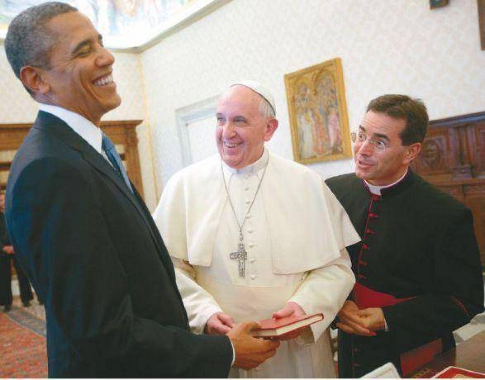 Estados Unidos prepara una inédita recepción para el Papa Francisco