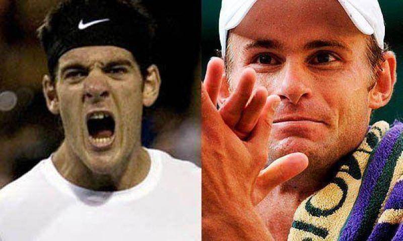 Del Potro enfrentar� a Roddick en la final del ATP de Washington.