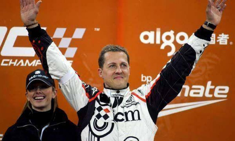 La vuelta de Schumacher disparó la venta de entradas.