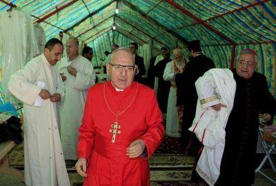 «Ahora los cristianos nos piden que les organicemos la fuga del Medio Oriente»