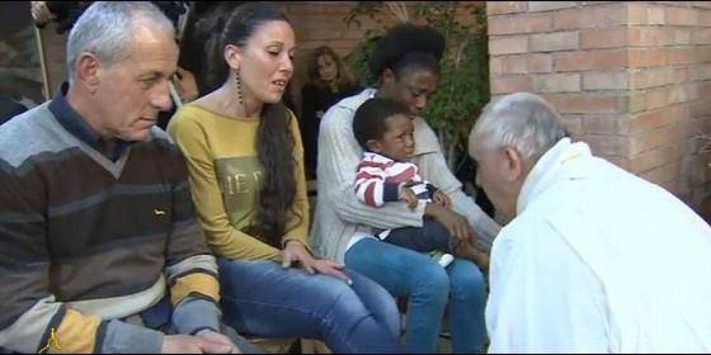 50 presos visitan San Pedro y la Capilla Sixtina