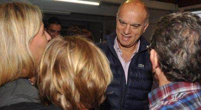 """GRINDETTI: """"LOS VECINOS QUIEREN UN CAMBIO, BUSCAN UNA ALTERNATIVA, UNA POLÍTICA DISTINTA"""""""
