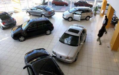 Por falta de stock, el mercado de autos 0 km cayó 25% en Mendoza