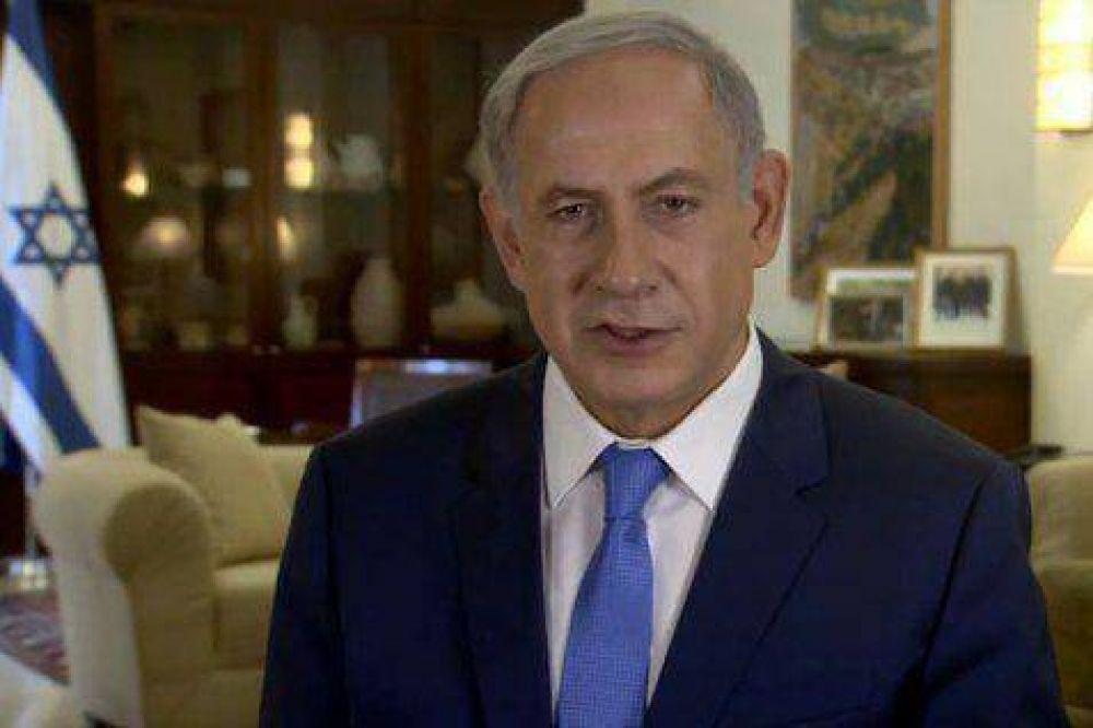 Netanyahu saludó por Rosh Hashaná: