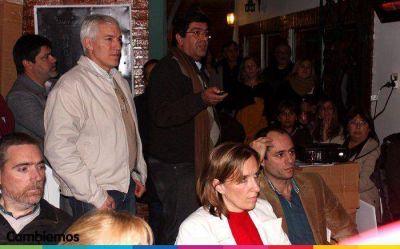 Gustavo López presentó las Mesas Temáticas para el período 2015-19