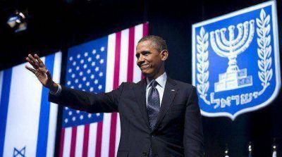 El presidente de Estados Unidos, Barack Obama saluda al pueblo judío en Rosh Hashaná