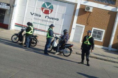 La Municipalidad de Corrientes intensifica operativos de tránsito los fines de semana