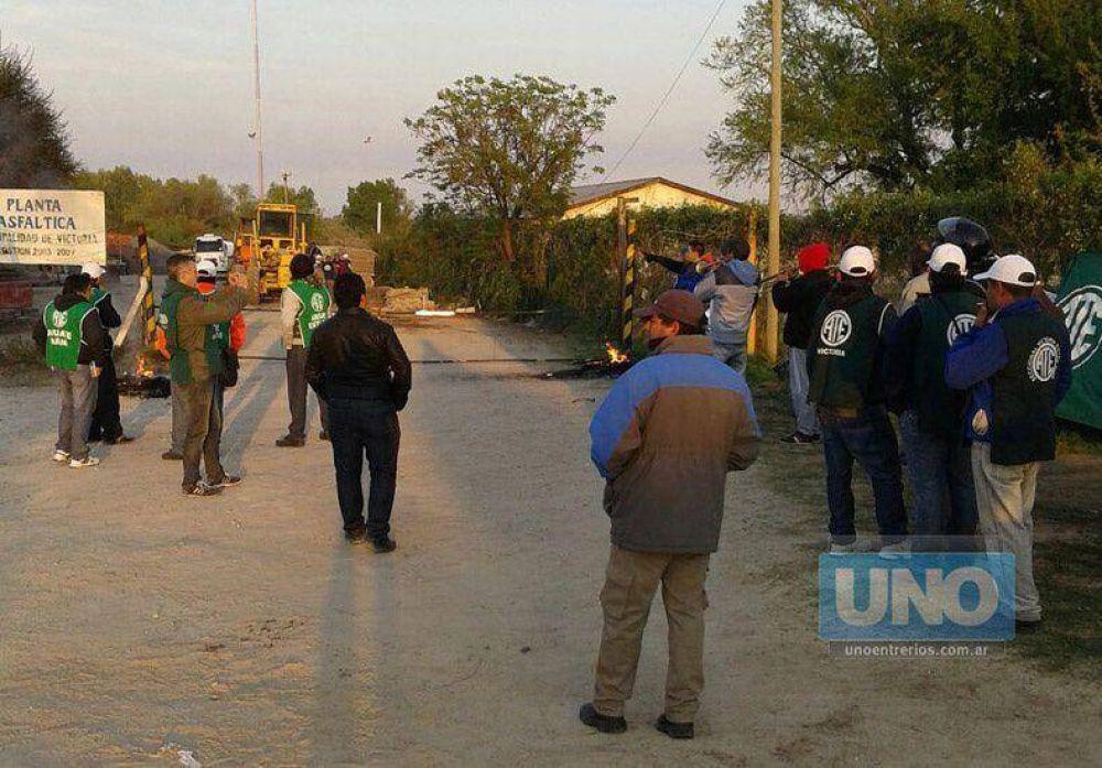 Victoria: Tras acuerdo con el intendente, trabajadores de ATE levantaron medida de fuerza