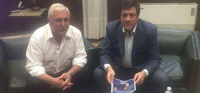 Goya abandonó el massismo y apoyará la candidatura de Scioli