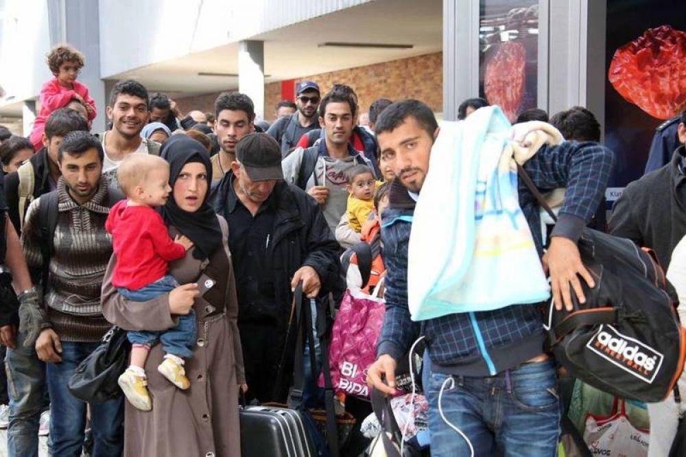 Francisco: los prófugos son la punta del iceberg; que Europa sea acogedora