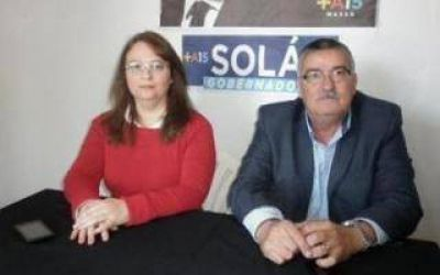 Candidata massista bajó su postulación en Bragado