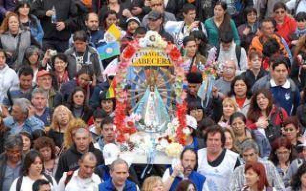 La 41° Peregrinación Juvenil a Luján ya tiene fecha