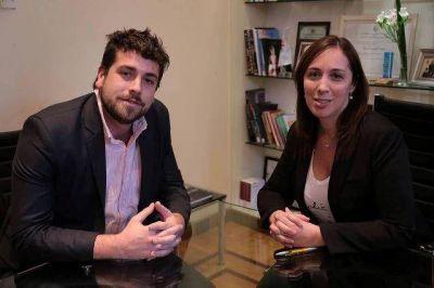 """Lucas Delfino: """"Ni yo ni nadie en el PRO va a bajar su candidatura"""""""