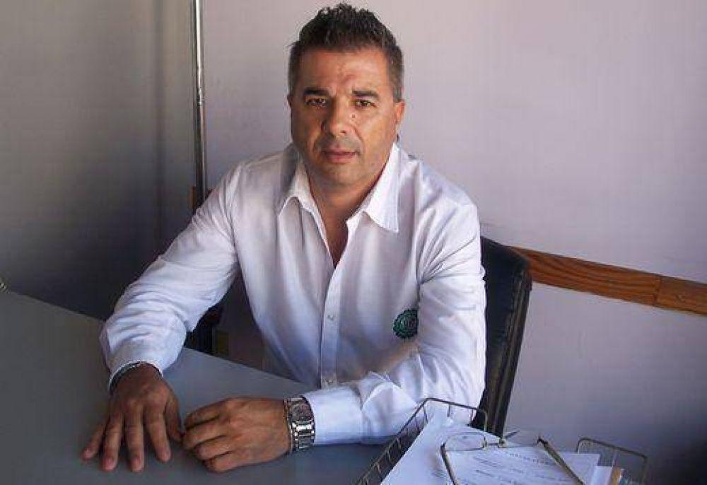 """Osvaldo Lobato: """"La UOM no va a buscar la unidad sindical a cualquier costo"""""""