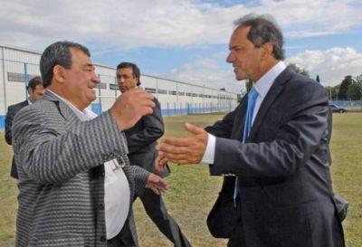 Scioli y Curto inaugurar�n un UPA24 y un paso bajo nivel en Mart�n Coronado