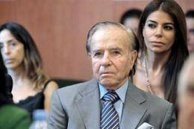 La fiscalía pidió seis años de prisión para Carlos Menem por el pago de sobresueldos